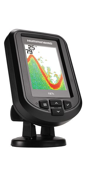 Humminbird piranha max 197c review fishfindertech for Piranha fish finder