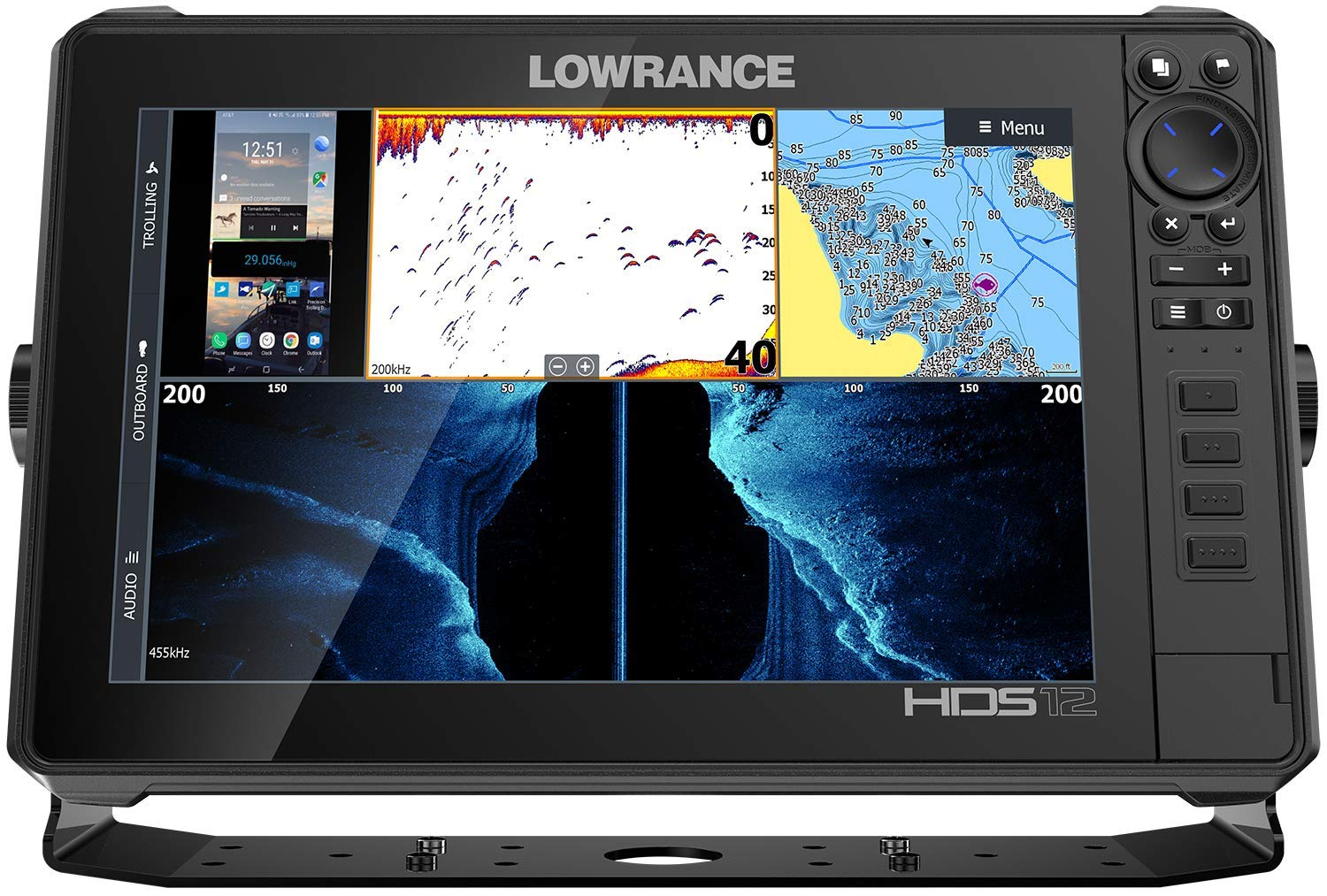 HDS-12-fish-finder-pricing