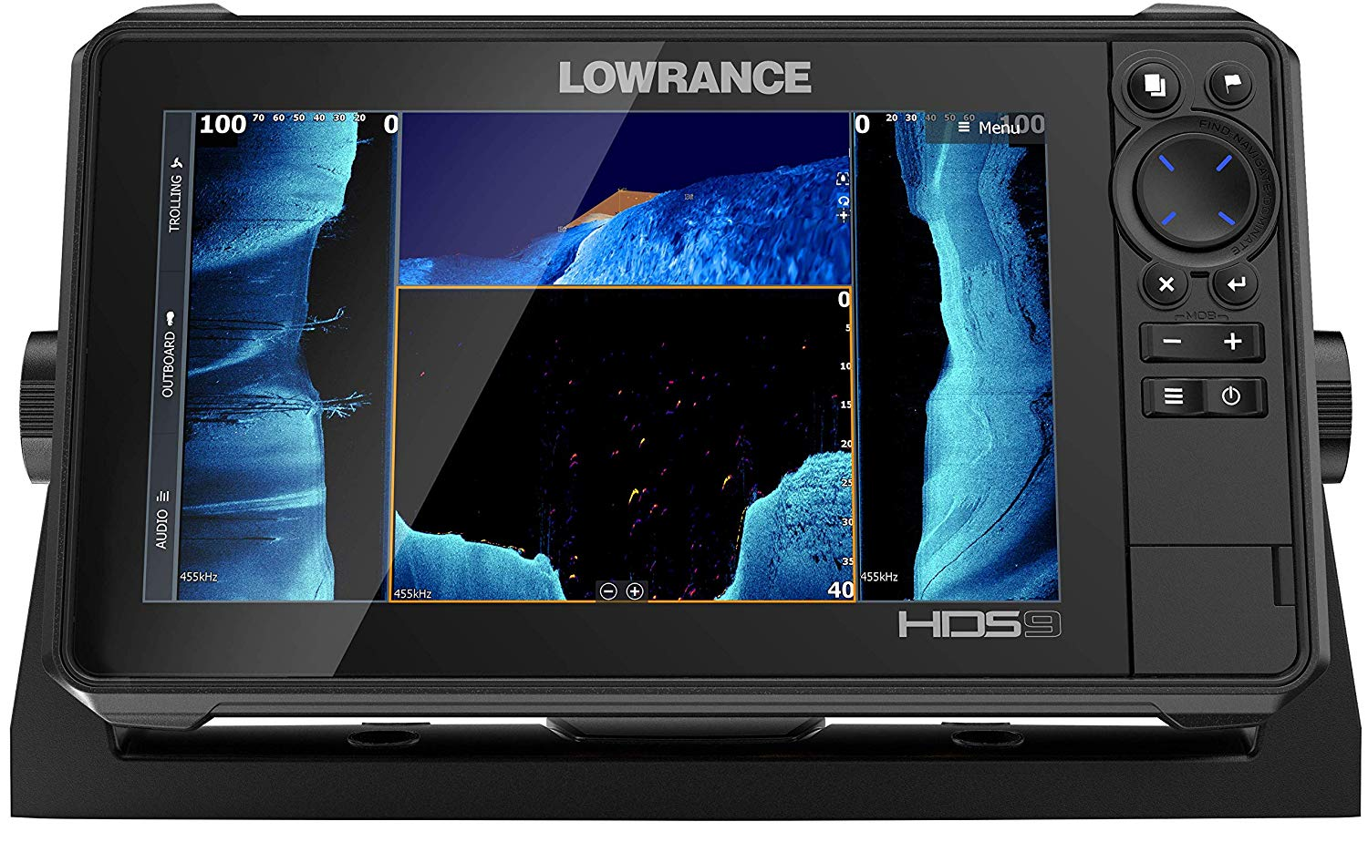 HDS 9 LIVE Fish Finder