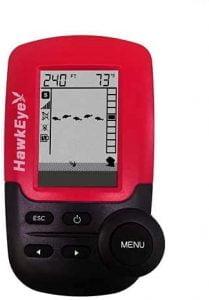 HawkEye FishTrax 1C Color Handheld Review